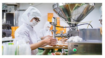 Products/Technologies for Food Manufacturers